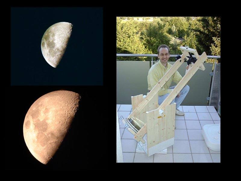 Bauanleitung sonnenfilter für das teleskop mit folie selber bauen